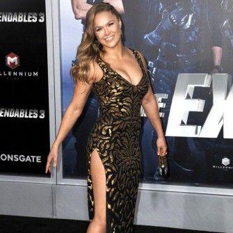 Ronda Rousey: I want to play Captain Marvel