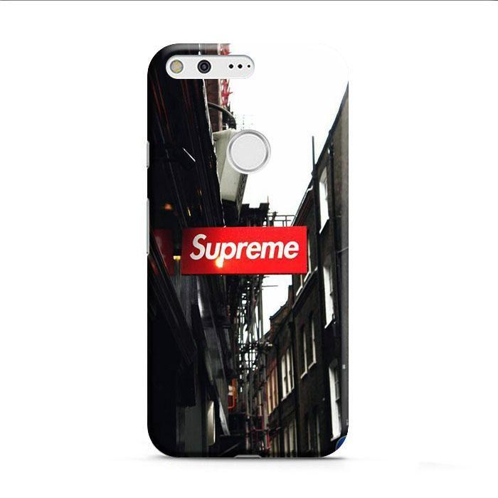 Supreme Store Google Pixel XL 3D Case