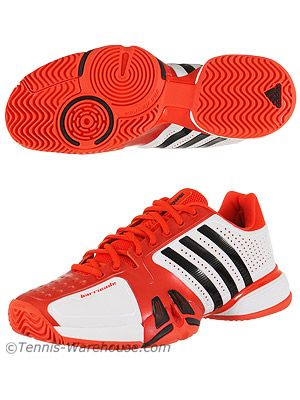 Latest version of Adidas Barricade - looks good. Hope there is a wide  version.