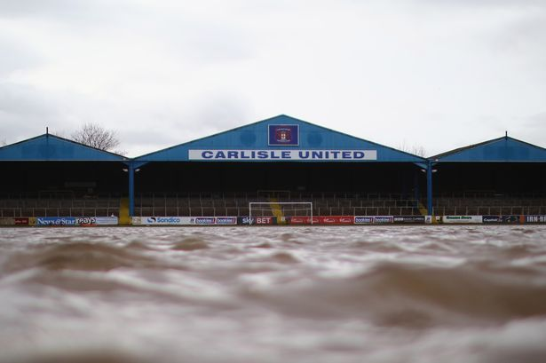Everton fans support campaign to help flood-hit FA Cup opponents Carlisle United - Liverpool Echo
