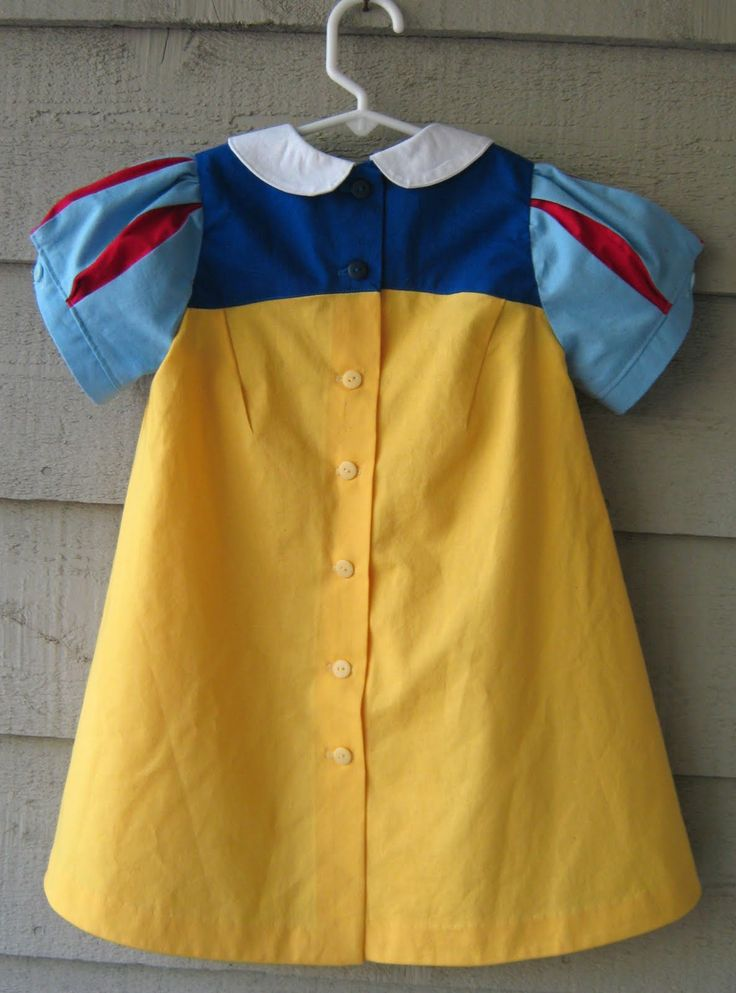 snow white dress pattern free | Snow White of course!