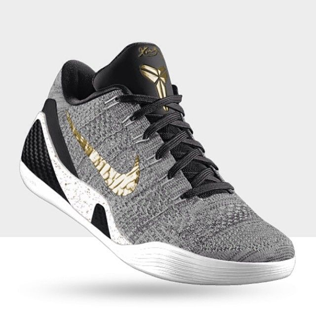 Nike Kobe 9 Elite Low hits Nike iD