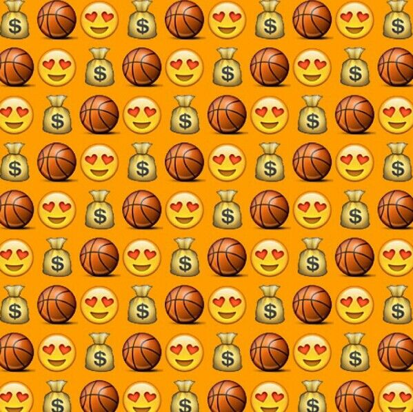 basketball emoji wallpaper for boys - photo #14