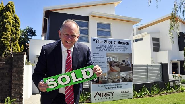 18 May 2015 - State Budget 2015: Axing WA first home buyers grant sends 'wrong message'. via PerthNOW