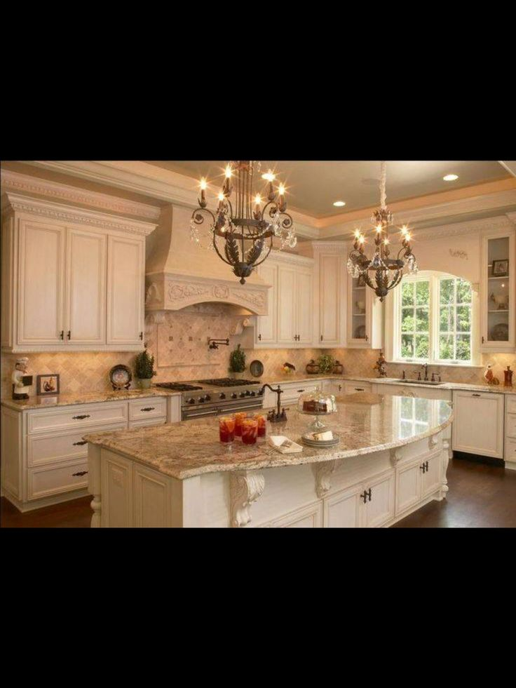 17 best ideas about cream colored kitchens on pinterest for Kitchen cabinets 999