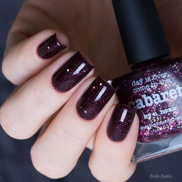 Julia aka @solo_nails wearing 'Cabaret' thank you :) Shoplink in bioor http://ift.tt/1a3iTbH  we ship to selected countries and for international in-line stockists please see that page  by picturepolish