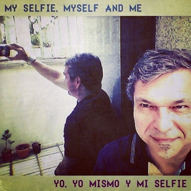 My selfie, myself and me
