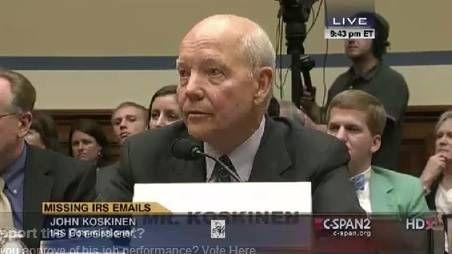 "CRIMINAL INVESTIGATION LAUNCHED After Investigators Find 32,744 ""Lost"" IRS Emails thegatewaypundit.com"