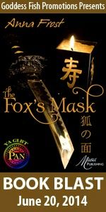 3 Partners in Shopping; Nana, Mommy, &; Sissy too!: The Fox's Mask by Anna Frost Book Blast and Giveaway