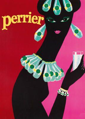 vintage Perrier