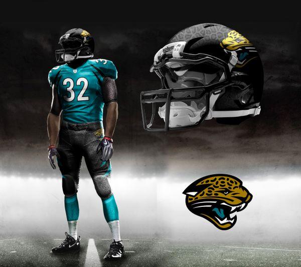 ... Jacksonville Jaguars ...