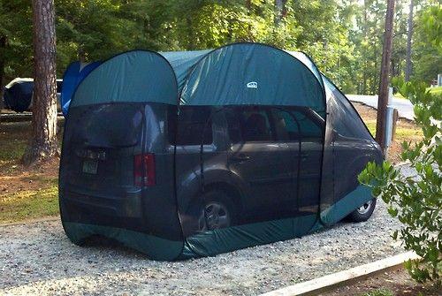 Hmmm... | Minivan/SUV Camping | Minivan camper conversion ...