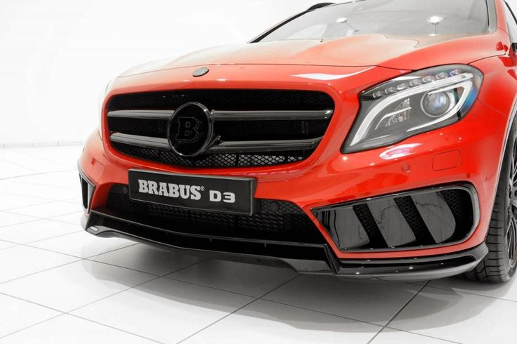 Mercedes-Benz AMG Sports Package GLA Plus Brabus