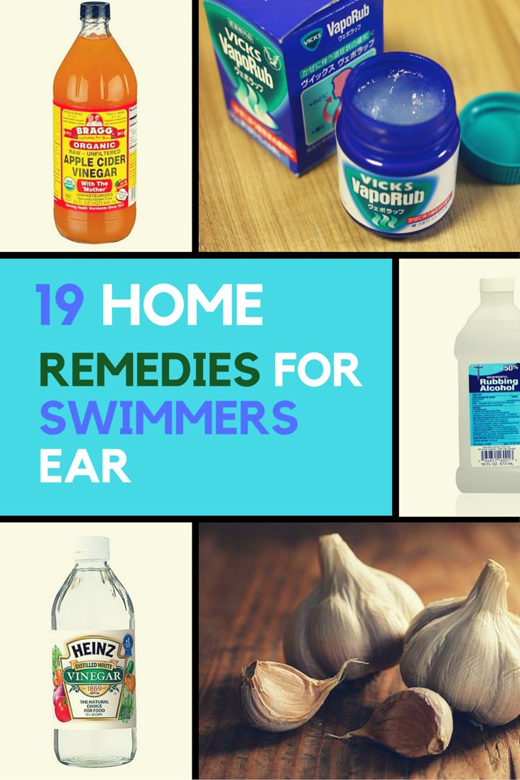 Swimmers Ear 19 Home Remedies For How To Avoid It