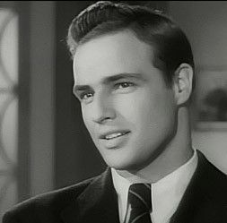 Young Marlon Brando ---- Very Cute! :)
