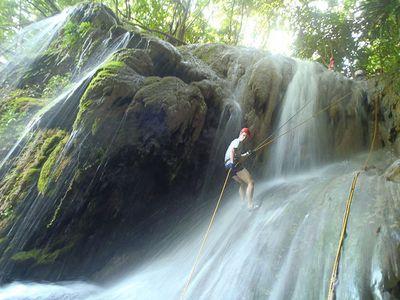 Exploring cascade's.