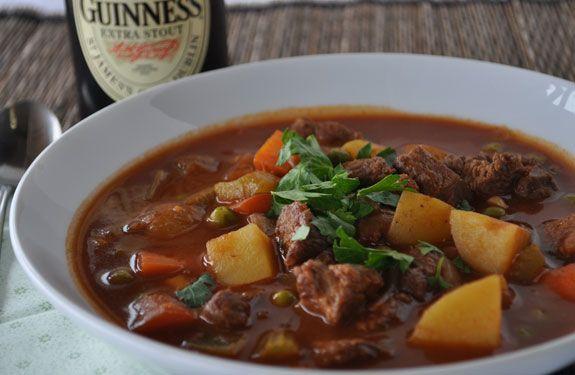 Guinness Stew #slowcooker