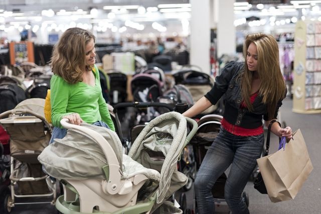 Before You Buy a Used Stroller for Baby