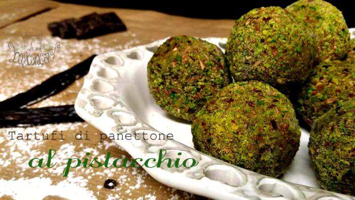 I tartufi al pistacchio sono un dolcetto velocissimo che non richiede attrezzature per la sua preparazione. Vi basterà soltanto un cucchiaio per mescolare!