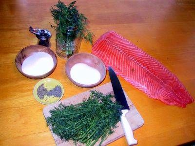 How to Make Your Own Gravlax in 8 Easy Steps | Salmon, Norwegian ...