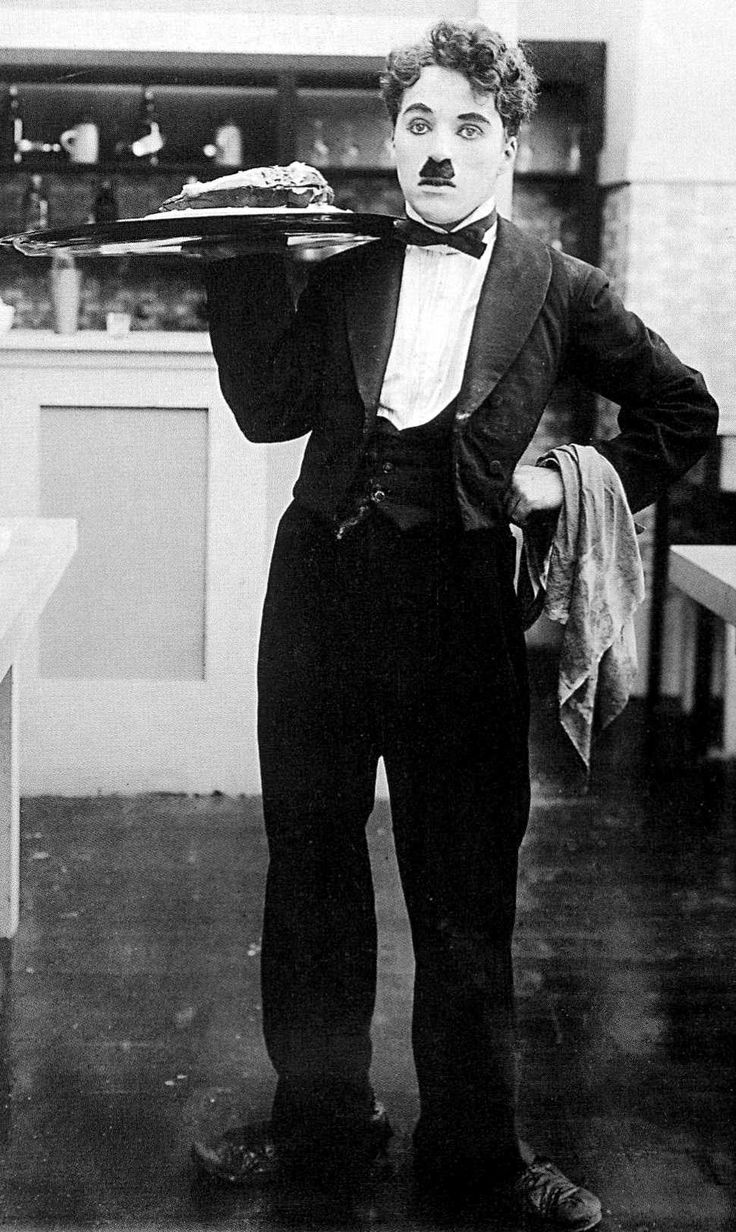 """Chaplin is """"For The Ages"""""""