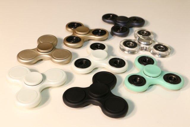 For more fidget spinner! Check out! http://www.ebay.com/usr/vidalshop