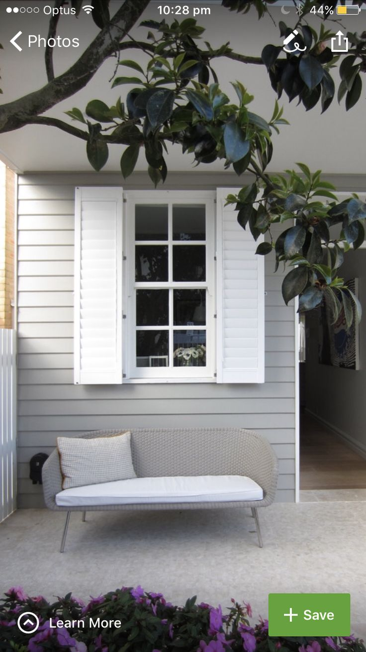 Traditional australia federation exterior inspirations paint - Dulux Limed White On Central Area And Porch Back Wall