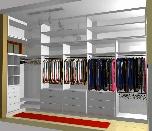 25 best ideas about Walk in wardrobe design on Pinterest