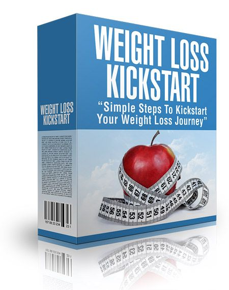 Weight Loss Kickstart $7.95 Looking to lose weight but don't know how to start? Revealed! Super simple steps to kickstart your weight loss journey and live healthy.
