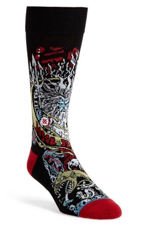 Stance 'Jason Jessee - Poseidon' Socks ,cool socks gifters.com