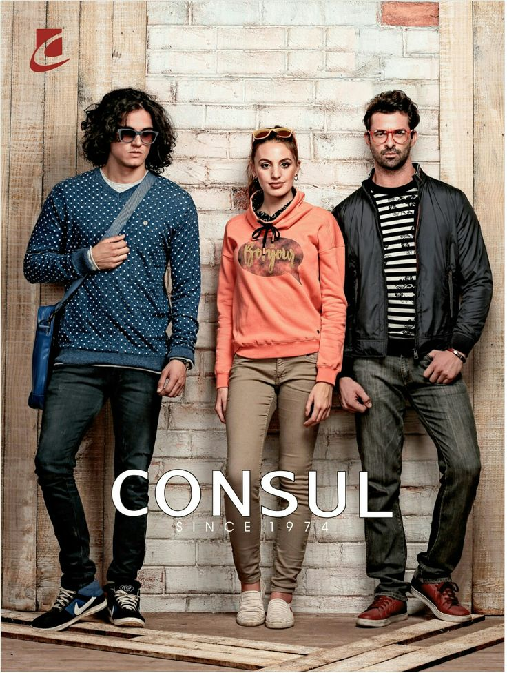 Redifine Casual Wear With Our Consul Collection Of Stylish#Casual#Elegant Winter Wear !!!!!!! Pull On's#Sweatshirts#Jacket's  Available At All Leading Store Across India !!!!!!!