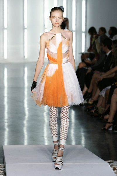 Rodarte at New York Fashion Week Spring 2009 - Runway Photos
