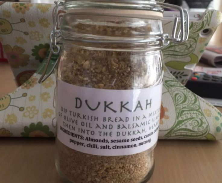 Recipe Delightful Dukkah by Crazy rat lady - Recipe of category Sauces, dips & spreads