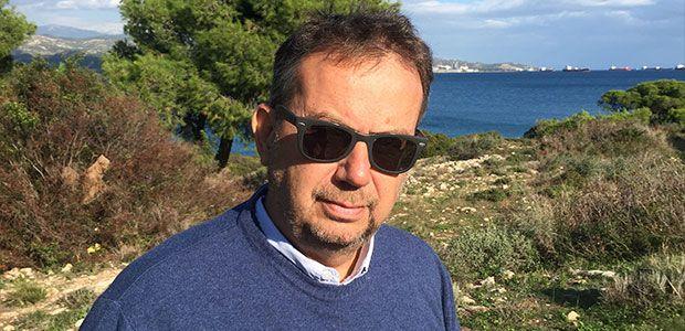 Φαίδων Ταμβακάκης: συνέντευξη στον Ελπιδοφόρο Ιντζέμπελη