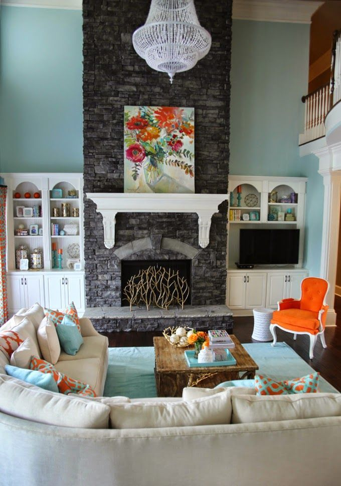 96 Best Living Room Design Images On Pinterest  Home Ideas Endearing Family Living Rooms Decoration 2018