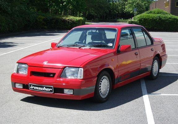 Vauxhall Cavalier Calibre 1987–88