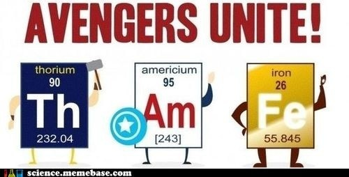 funny science news experiments memes - They Unite Periodically