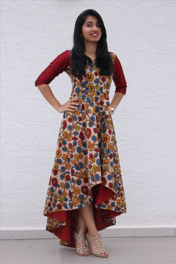 Kalamkari dress