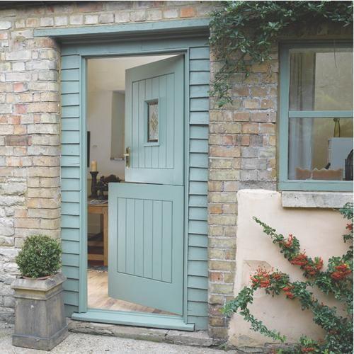 138 best dutch door ideas images on pinterest windows for Half door ideas