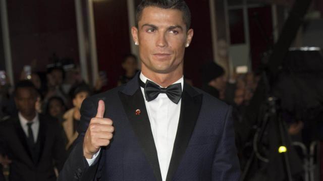 """Cristiano Ronaldo: Seine Freundin ist """"die glücklichste Frau der Welt"""""""