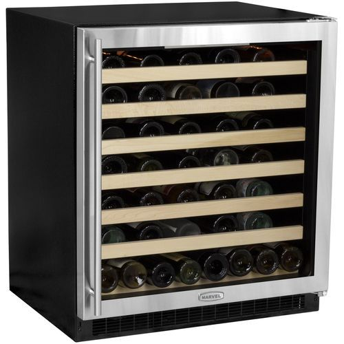 Marvel 30  Built-In Single Zone Wine Cellar with Lock-Right Hinge