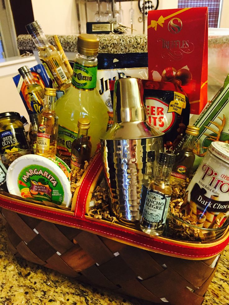 Holiday Margarita Gift Basket  Toast to the Holidays                                                                                                                                                                                 More