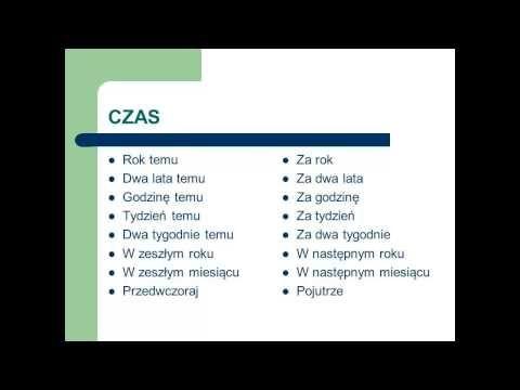 """Мастер-Класс """"Вся грамматика польского языка, которая Вам нужна!"""" - YouTube"""