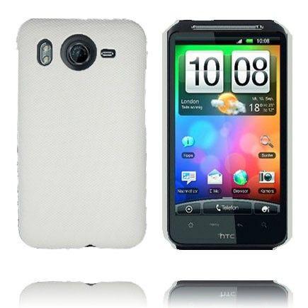 Supreme (Valkoinen) HTC Desire HD Suojakuori