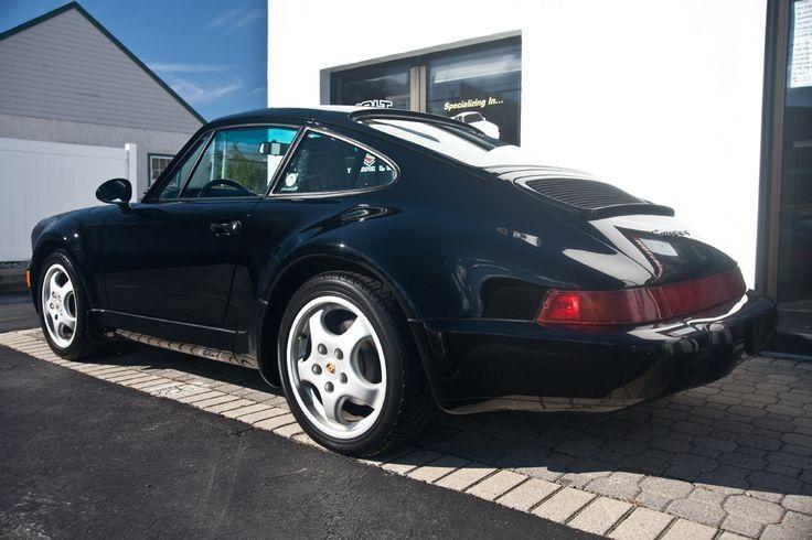 1994 Porsche 911 (964) Widebody cpe. - Holt Motorsports - used porsche 911 dealer, certified pre owned, porsche 911,porsche 993,porsche 996