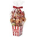 Popcornopolis 5-Cone Chocolate Lover's Popcorn Gift Basket | World Market