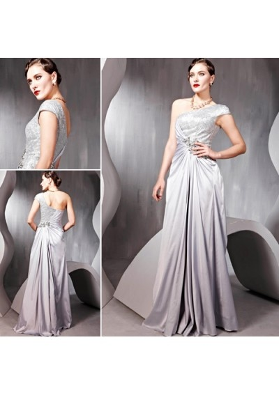 Silver Wedding Dress For My 25th Vow Renewal If I Can
