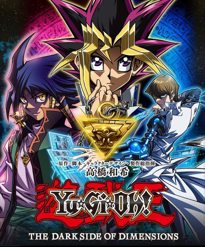 Yu-Gi-Oh The Dark Side Of Dimensions Stream Ger Dub