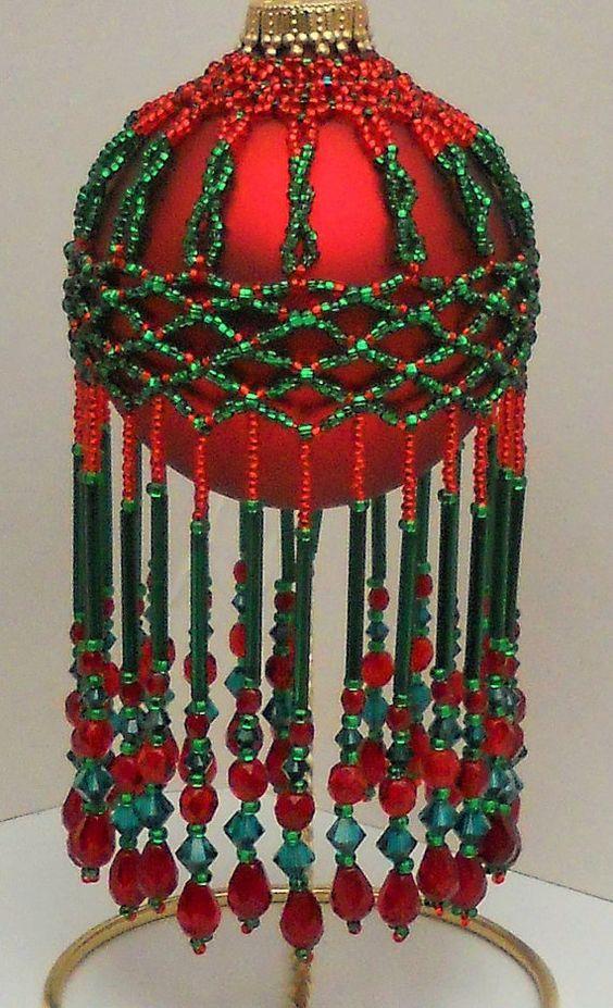 Czech Glass Christmas Ornaments