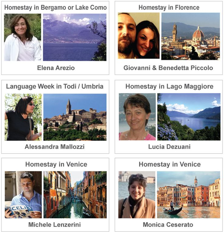 Homestay Italian language vacations - Studentessa mattaStudentessa matta